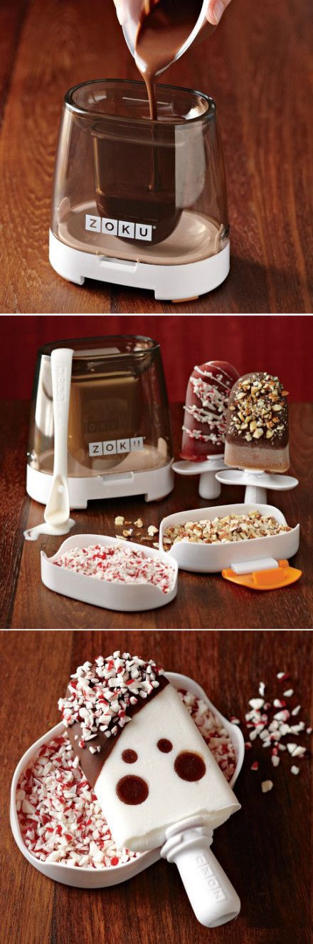 Magic Ice Cream Machine