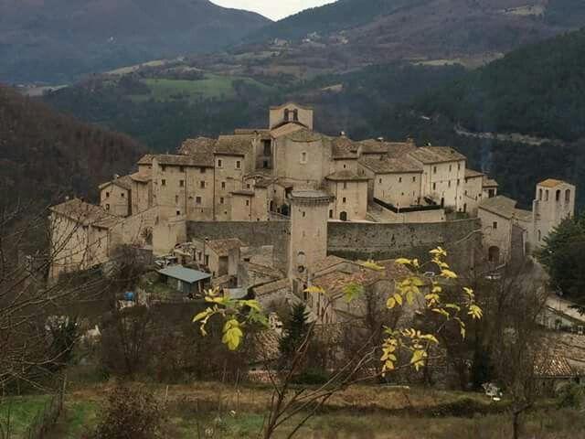 Vallo di Nera - Umbria