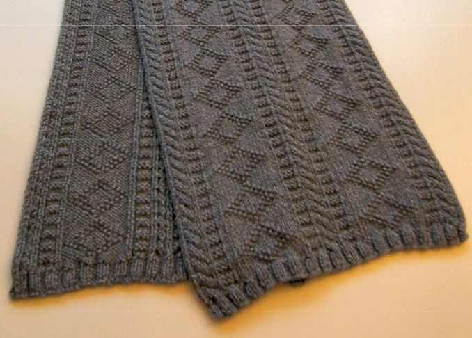 Knitting Patterns For Men Scarf : 162 best images about Sweaters de Hombres on Pinterest ...