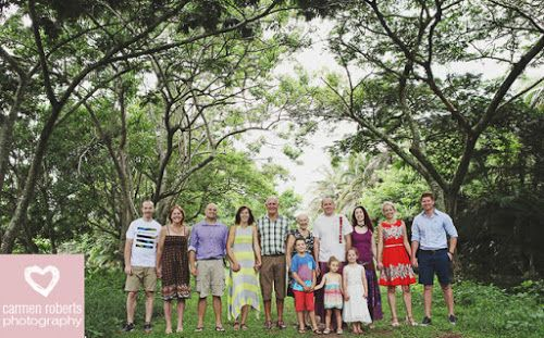 Viljoen Family | Durban | Carmen Roberts Photography. Family Shoot.