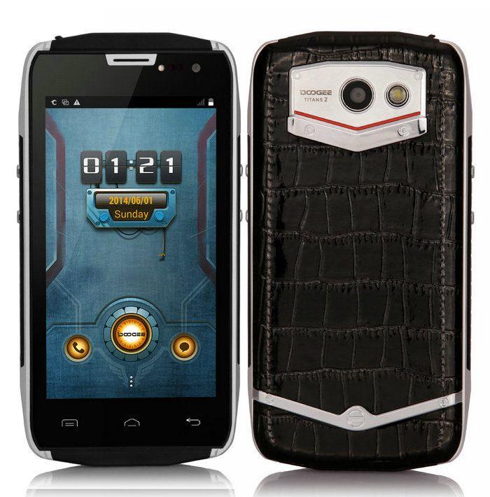 $143.99 Doogee TITANS 2 VS S5 Spark Waterproof Review