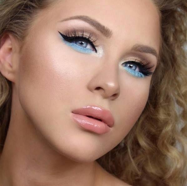 Nádherné líčenie s paletkami iDivine od anglickej značky Sleek MakeUP <3 All Night Long  a Ultra Mattes V2