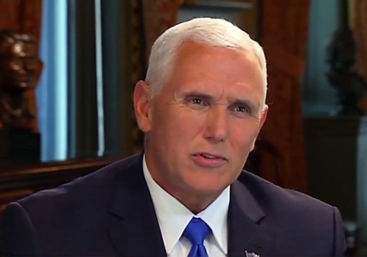"Pence: Millions losing health insurance is ""the very essence of living in a free society"""