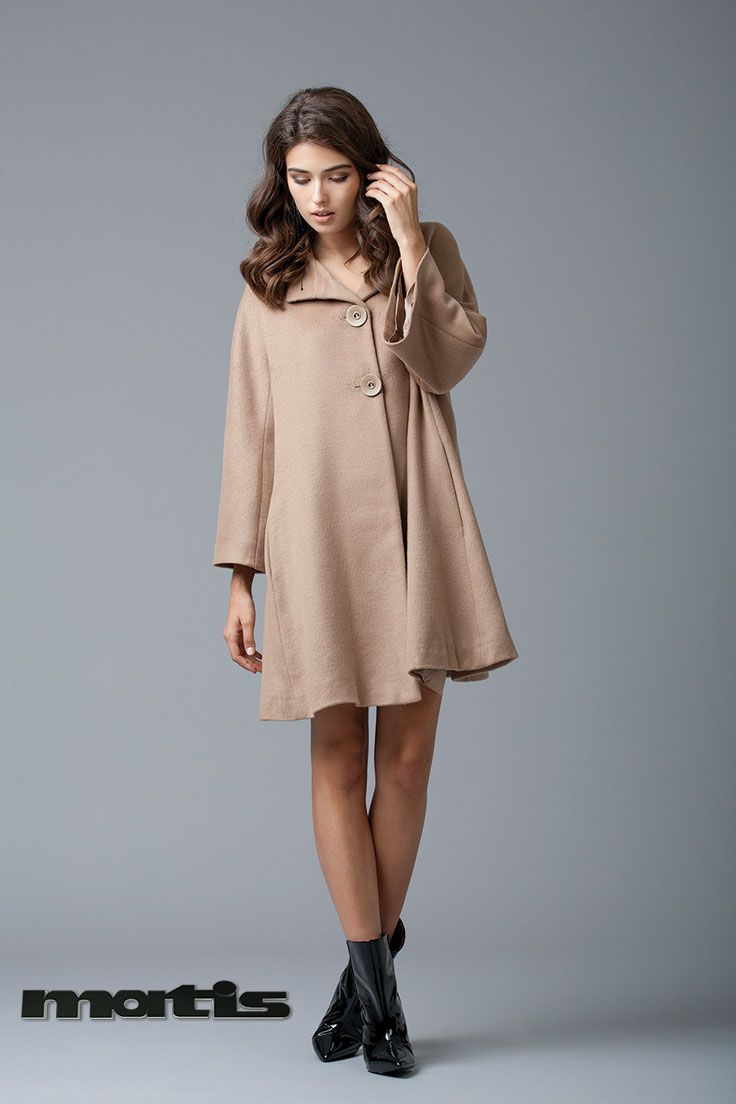 A camel coat for any time occasion!