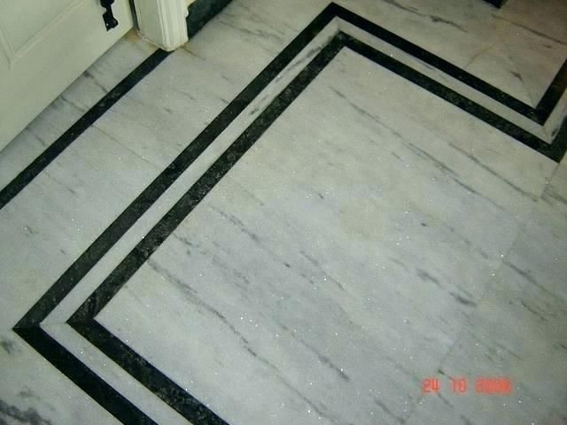 Porch Marble Floor Design In 2020 Patterned Floor Tiles Floor