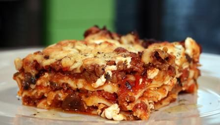 BBC - Food - Recipes : Lasagne