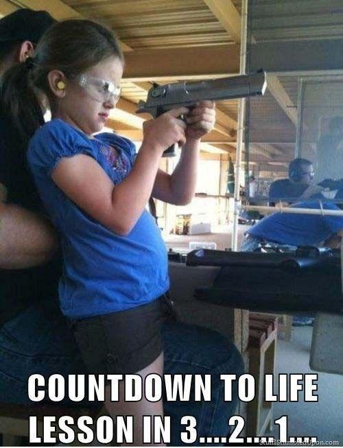 Funny Life Lesson Meme : Best gun memes images on pinterest ha firearms