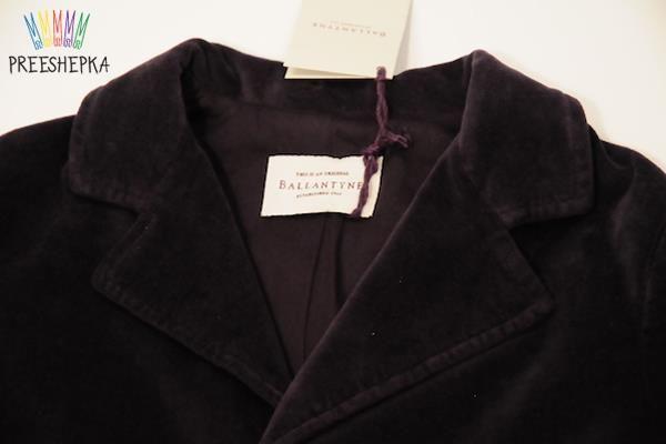 Купить бархатный пиджак для девочки
