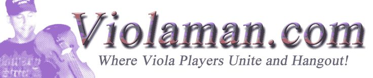 Beginners Viola Page - Start here to learn to play viola | Violaman.com