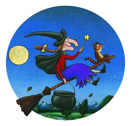 Julia Donaldson, Room on the broom