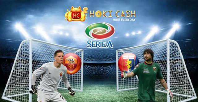 Prediksi Jitu Roma vs Genoa 28 May 2017 - Prediksi Bola