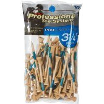Pride Golf Tee Co. Prolength Plus 3 1/4 Natural Golf Tees (75 Count)( LENGTH: N/A )