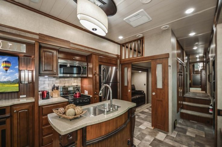 2015 Om 390mbl 16 Dream Fifth Wheel Middle Bunk House With