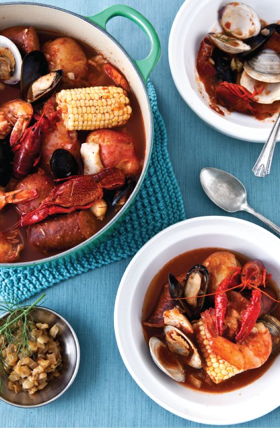 Creole Country Bouillabaisse