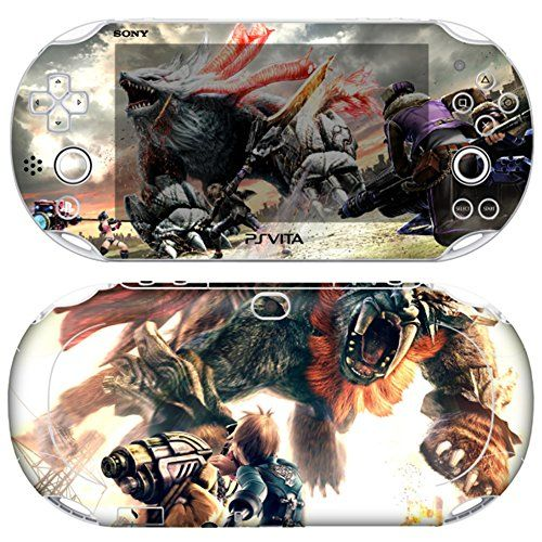 Skin Decal Sticker For Ps Vita 2000 Series Pop SkinGod Eater 01Screen ProtectorOffer Wallpaper Image *** For more information, visit image link.Note:It is affiliate link to Amazon.