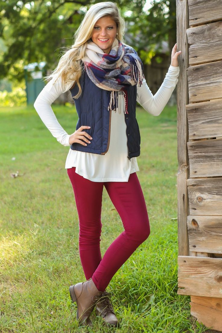 The perfect fall outfit! Do you love?