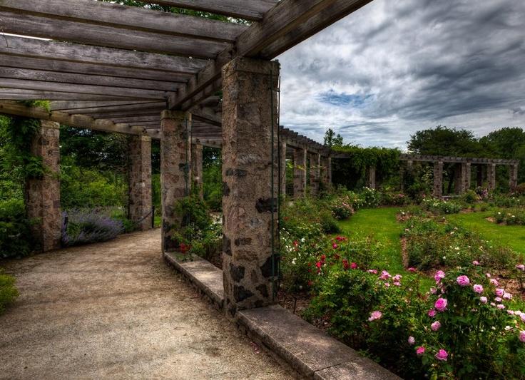 Boerner Botanical Gardens By Brian Behling