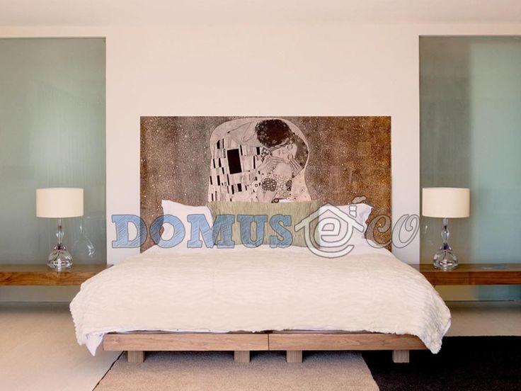 94 best images about idee per decorare e arredare on pinterest un crutches and paint headboard - Testiere per letto matrimoniale ...