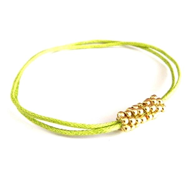 minimalistic bracelet