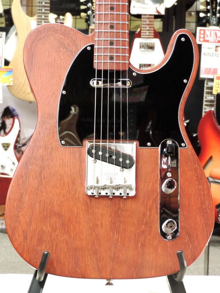 Fender Custom Shop MBS by Dale Wilson Paduk Telecaster NOS【USED】【2014NAMM…