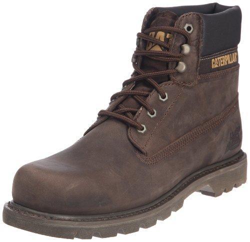 Oferta: 139.9€ Dto: -49%. Comprar Ofertas de Cat Footwear Colorado - Botines con cordones para hombre, color marrón,  talla 44 barato. ¡Mira las ofertas!