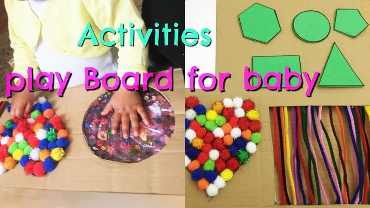 Play Board Activities - YouTube