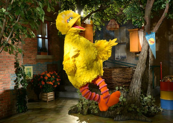 Geek Story of the Day: There Goes The Neighborhood: The Story Behind The New 'Sesame Street' And Its Journey To HBO.