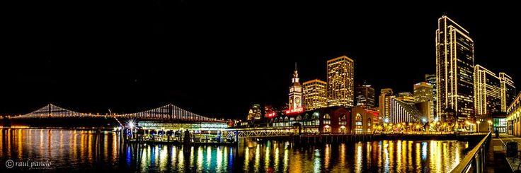 San Francisco Bay Skyline Photo by: Raul Panelo