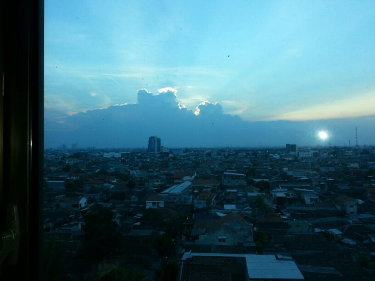Good morning Surabaya