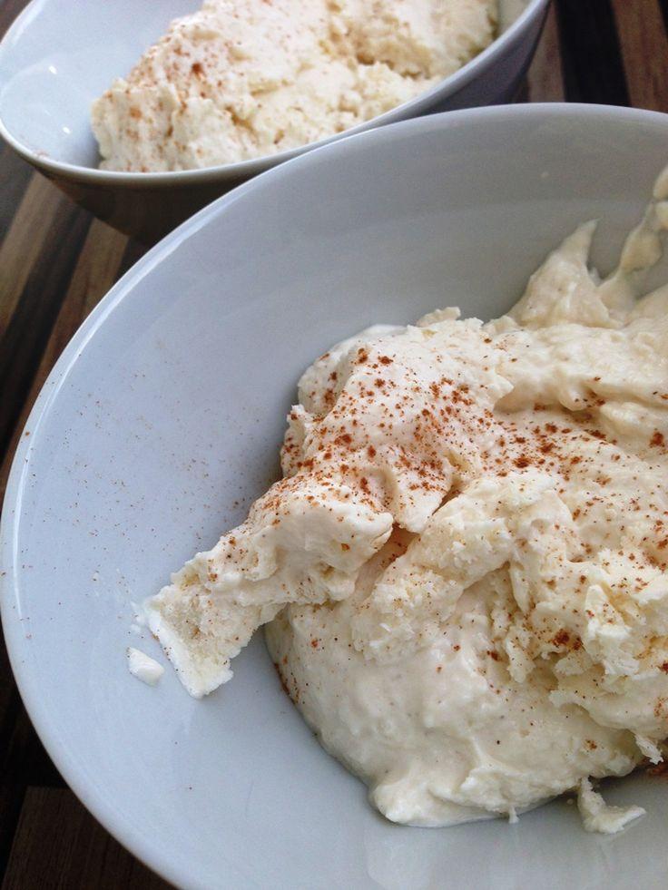 Frozen Protein Yoghurt - Low Carb Rezepte mit wenig Kohlenhydraten sprich kohlenhydratreduziert.