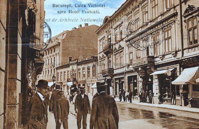 Bucharest, Victoria avenue
