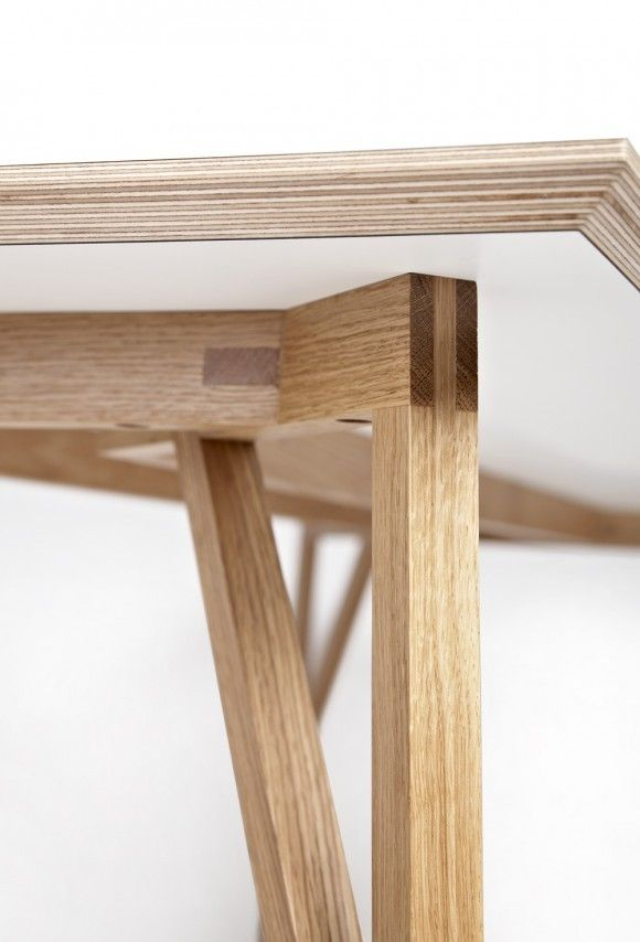 Plywood table                                                       …                                                                                                                                                                                 More