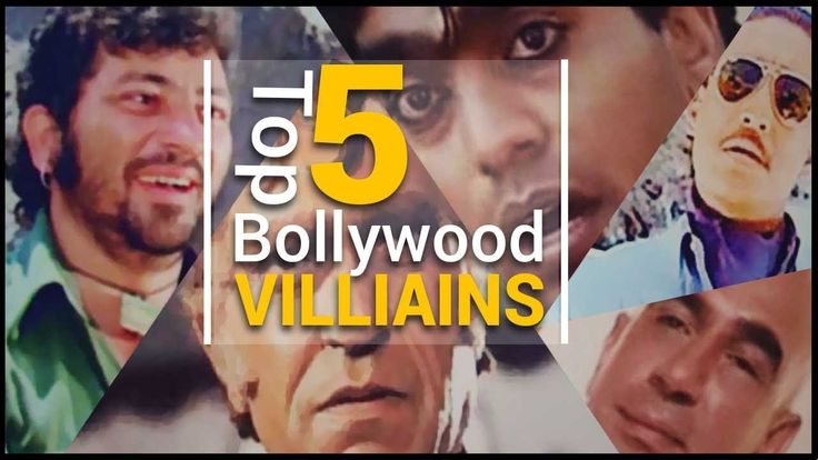 Bollywood's Top 5 Villains of All-Time | Amrish Puri, Amjad Khan, Kulbhu...