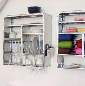 Les 25 meilleures id es concernant egouttoir vaisselle sur for Egouttoir mural