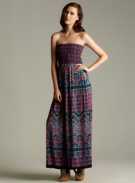 Z Fashion Trend: BEAUTIFUL COTTON PRINTED MAXI DRESS FOR GIRLS