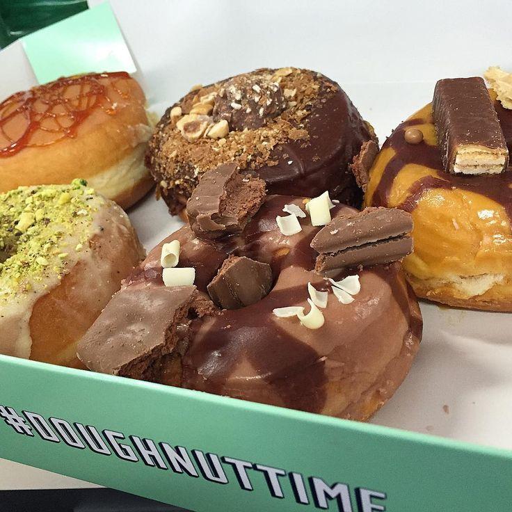 """I was a happy little doughnut fairy today @doughnut_time #doughnuttime"""