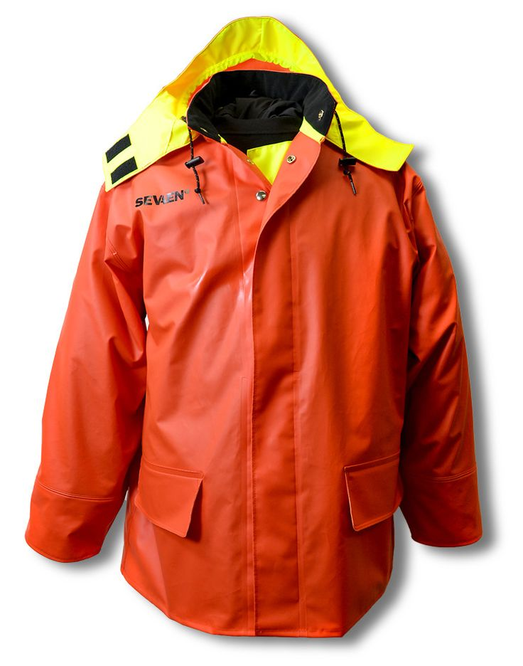 Downrigger Jacket with Pockets