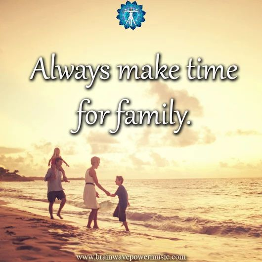 Always make time for family.  #image #dailymotivation #follow #love #life #happiness #instagood #inspirational #daily #self #followme #instadaily #picture #quotes #inspire #time #family #bonding #positivity #share #joy #completeness