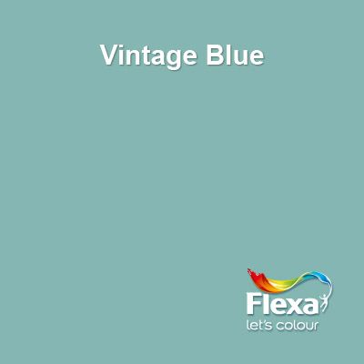 Flexa Creations kleur: Vintage Blue