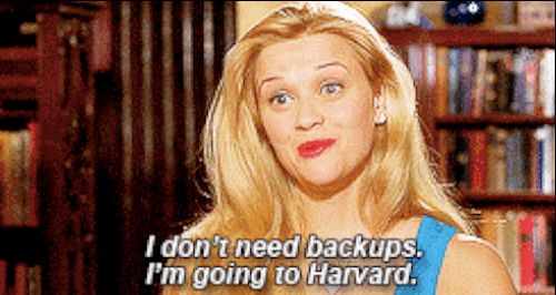 Elle was unwaveringly set on her goals, no matter how difficult they seemed.   23 Times Elle Woods Empowered You As A Woman