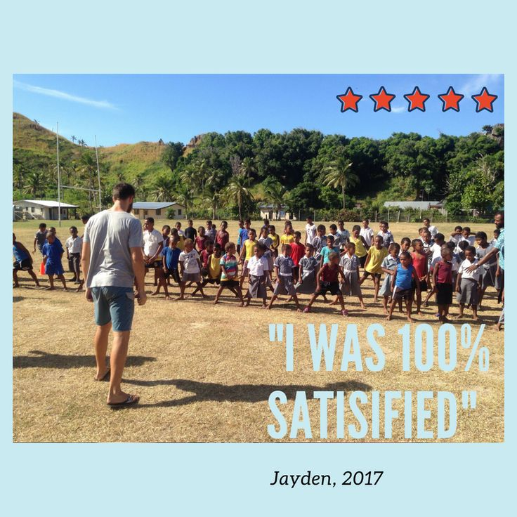 Remote island teaching in Fiji program. Help the poor. Apply online. Over 25 years in operation, reasonable program fees, structured, secure.