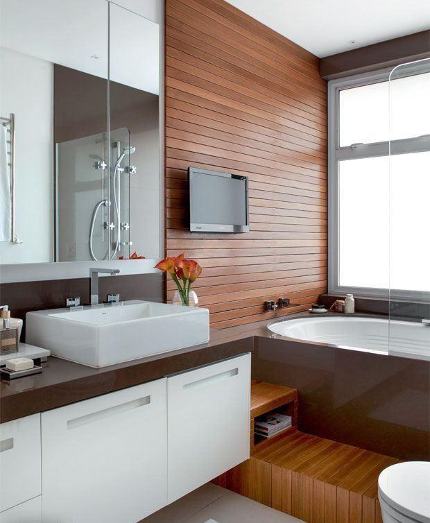 60 schöne und elegante moderne Badezimmer   Fotos   Neu ...