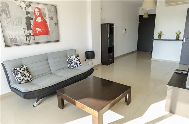 2 Bedroom Apartment in Limassol Town to rent from £211 pw. With wheelchair access, balcony/terrace, air con, TV and DVD.
