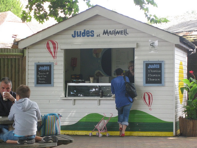 Jude's ice cream :o) by CocoaBeans, via Flickr