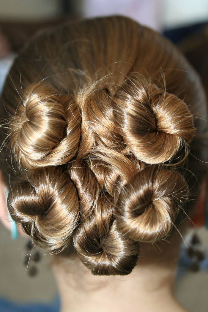 flower hair up styles 17 best images about competition hairdos on 3331