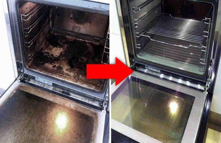 En una casa hay pocas cosas tan difíciles y pesados para limpiar como el horno. Puesto que lo usamos a menudo ya fondo, acumula fácilmente la suciedad y las capas. Pero ahora hemos encontrado este método para limpiar el horno tan fácilmente y rápidamente que no puedas imaginar. Pero con e