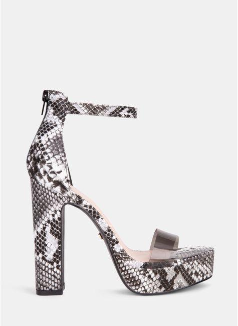 Sandaly Damskie Na Slupku Platformie Sportowe Z Pomponami Deezee Heels Shoes Fashion