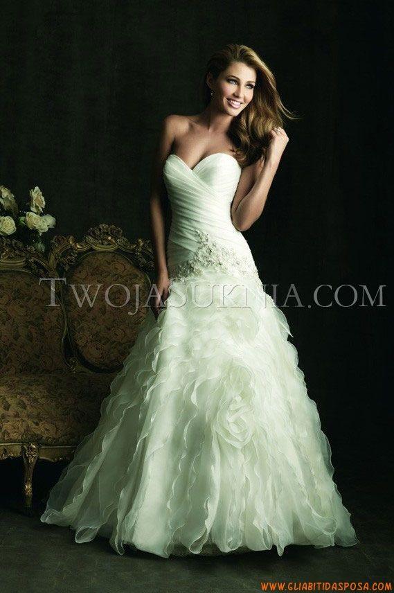 Abiti da Sposa Allure 8921 Bridals