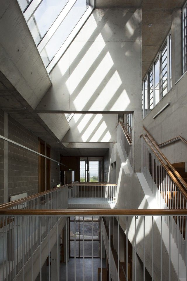 Grafton Architects > University of Limerick Medical School