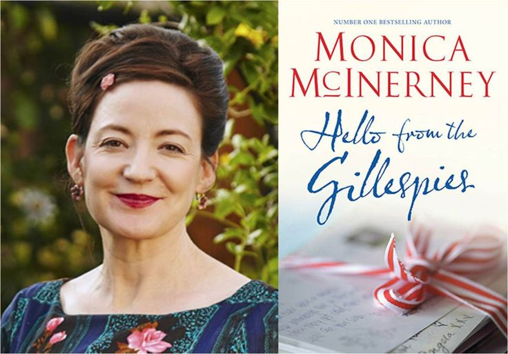 Author Spotlight: Monica McInerney  Describe yourself in one word: Curious  What is your background with regard to writing? I wrote my first book at the age of eight. Mum was a l...